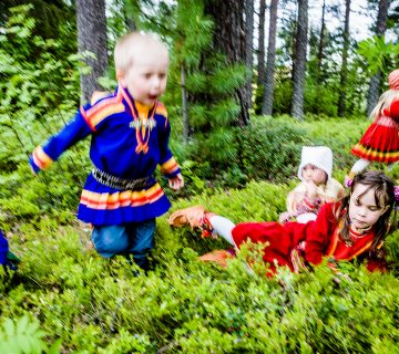 Arctic Indigenous people